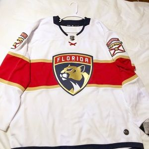 adidas Shirts - Authentic Panthers Jersey